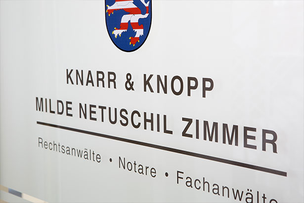 Knarr & Knopp Milde Netuschil Zimmer